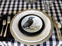 bring out the fine china~ it's time for a spooktacular dinner~