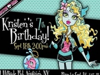 party ideas for my daughter's 9th birthday