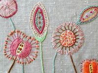 embroidery & patterns
