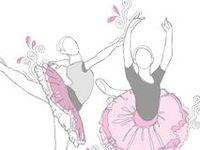 Dancing illustrations