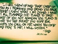 All things through Him ✝
