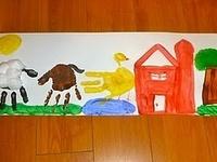 KIDS - Hand/Footprint Art