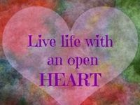 Hearts of all kinds...pictures, quotes, cards, home decor, jewelry, nature, tattoos, etc. etc. <3