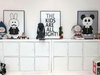 PLAYROOMS & NURSERIES | Home Organization & Storage Ideas For Children's Spaces I Love!