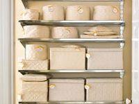 Home Organization & Storage Ideas I Love!