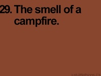 I LOVE TO CAMP!