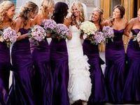 Wedding: Shades of Purple