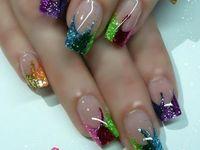 Finger Nail Art #2