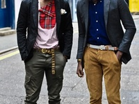 A collection of stylish menswear that I love.