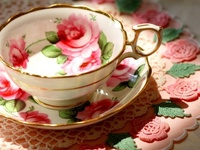 Teatime, Cottage and Cute