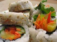 Japanese Sushi - beautiful eating.