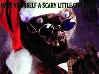 A Scary Little Xmas