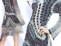 Crochet clothing that I would love to wear!