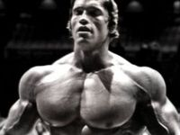 Arnold Schwarzenegger: It's as satisfying to me as, uh, coming is, you know? As, ah, having sex with a woman and coming. And so can you believe how much I am in heaven? I am like, uh, getting the feeling of coming in a gym, I'm getting the feeling of coming at home, I'm getting the feeling of coming backstage when I pump up, when I pose in front of 5,000 people, I get the same feeling, so I am coming day and night. I mean, it's terrific. Right? So you know, I am in heaven.