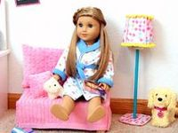 AG Doll {hair & other crafts}