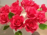 Sugar Flowers and tutorials