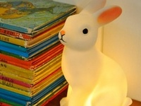 Children's bedrooms, play areas, toys, books, clothing.