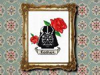 Embroidery & Cross Stitch Awesomeness