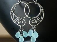 Jewelry - Wire Earrings 1