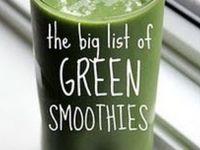 Fruit/Vegetable Smothies, Juice, Flavored Water