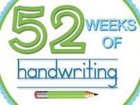 OT writing/handwriting
