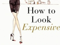 Clothes, shoes, purses, and other looks I probably cannot afford.