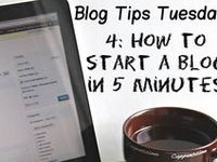 Blogging tutorials, tips, and tricks