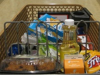 Lots of stuff here: Grocery and couponing tips, household and money saving / budgeting advice, plus home cleaning & organization advice.