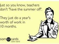 Soon-to-be teacher