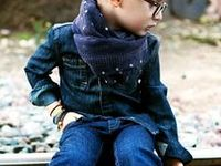 Stylish children's outfits