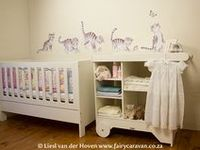 Inspiration for decorating baby's nursery