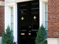 Inspiration for the front entrance. For other doors from around the globe, see Openings. See Door and Window Ideas for further inspiration.