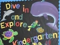 Kindergarten ~ Literacy, Math, Art, & More.....
