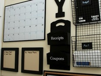 Amazing ideas for keeping life organized in a fun and stylish way!