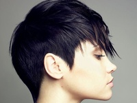 I love my short hair! But I always want it to be edgy, funky, different and versatile! I love all these styles.
