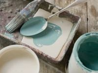 DIY: PAINTING-STAINING-WAXING