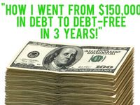 "If you're super frugal for 2-4 years you can become DEBT FREE (minus mortgage) & WEALTHY!! Stop using credit! Stop spending on junk items at gas stations! Pack lunch!! Stop all spending!! Shop only when u must!!!  SKIP THE SMALL TRIPS TO STORE! Eat out of your pantry!! Follow this board to be RICH someday!! It works, it's proven, it's hard! If you will be frugal and save your money you WILL get ahead!! Follow my ""Frugal Meals Board"" & my ""Frugal Paid Off- Investing"" board!! #frugal #frugalrich"