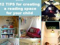 Inspiration for setting up a reading space in your home