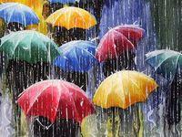 #umbrellas #rain #water #weather #men #women  #cities #countries