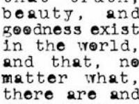 Words Worth Reading