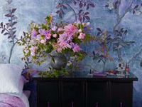 purple, violet, lavender, lilac and radient orchid home style and room decor