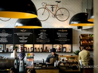 Cafes and bakeries with charm, character and style. And great looking coffee and cakes.