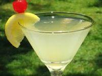 Boozy - Martinis