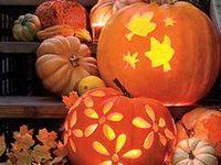 Tricks & Treats: Fall Board