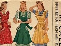 Sewing - Vintage Patterns