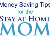 Financially helpful tips and ideas on a one income family