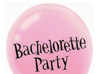 Bachelorette & Bridal Party! ♥