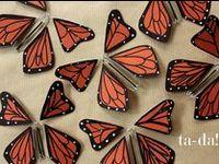 Mini Beasts - Butterfly Theme