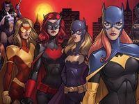 Superheroes and Villains