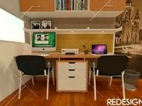 Home Offices, Work Stations  and Work Spaces